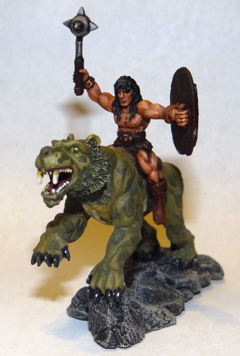 Barbarian 3-4 Left