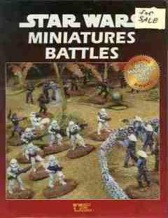 West End Games' Star Wars Miniatures Battles game.
