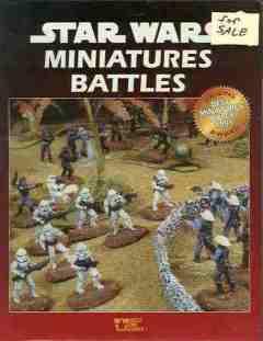 West End Games' Star Wars Miniatures Battles game.