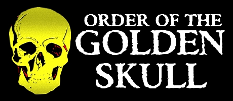 gold skull award