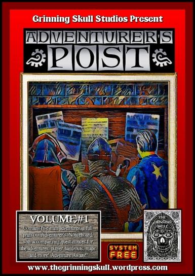 Adventurers Post vol1 1