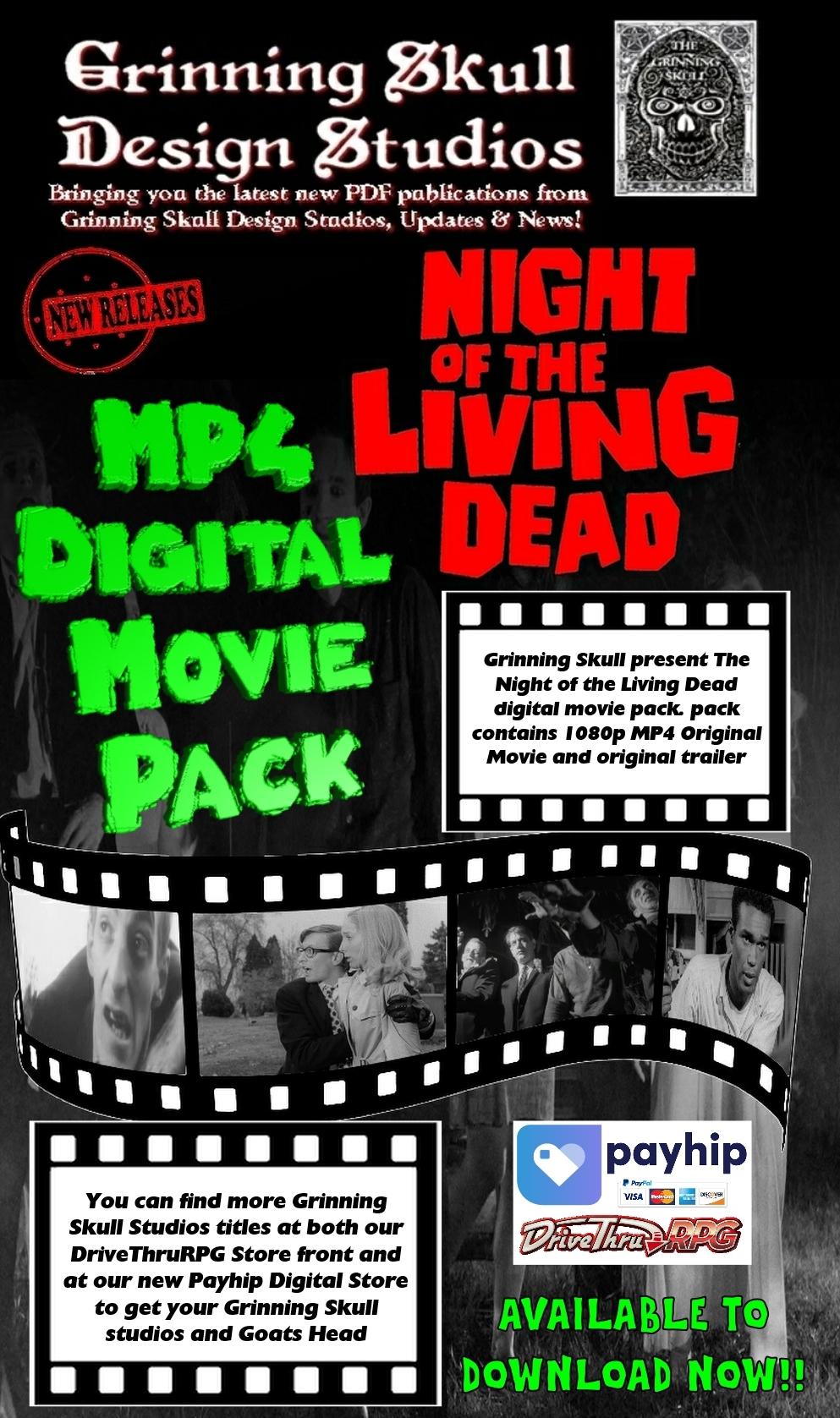 advert MP4 digital movie pack 1